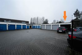 Garagebox te 2640 MORTSEL (België) - Prijs € 25.000