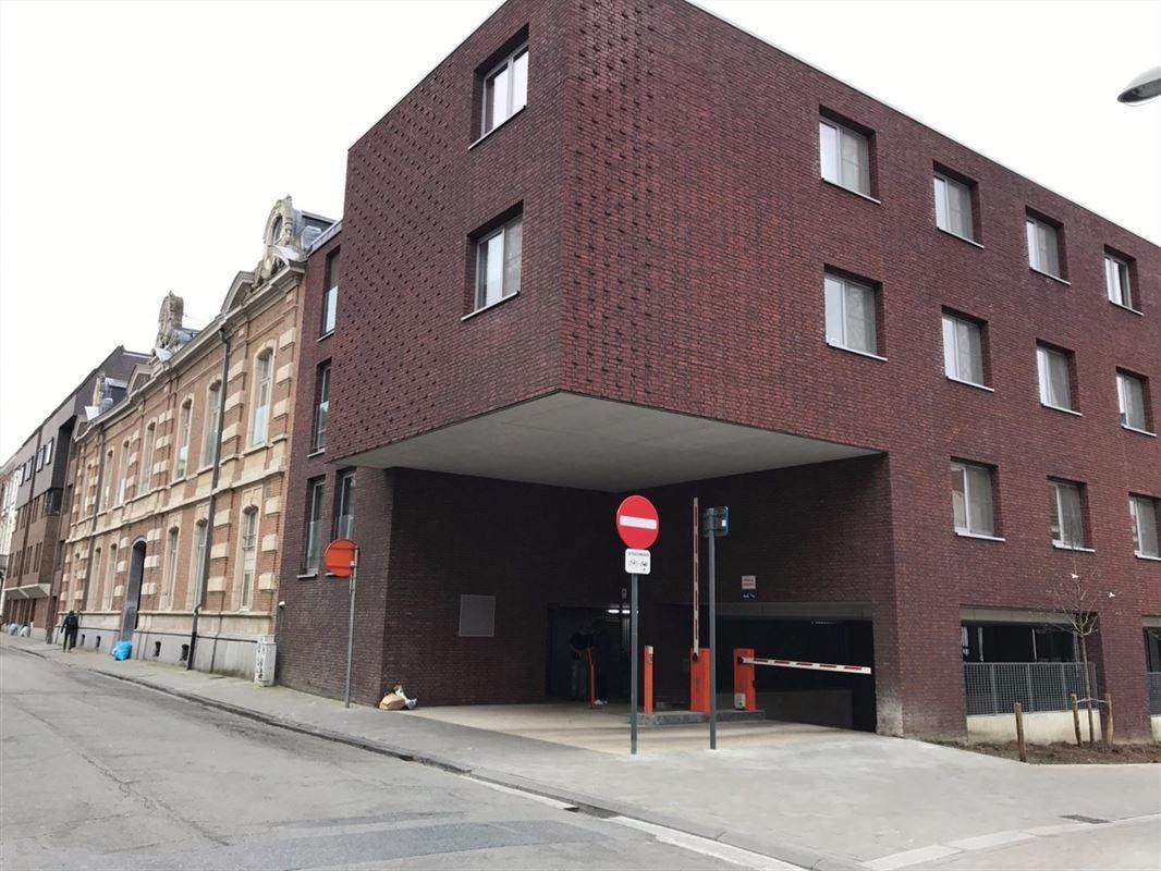 Parkeerplaats - Dagobertstraat - Leuven
