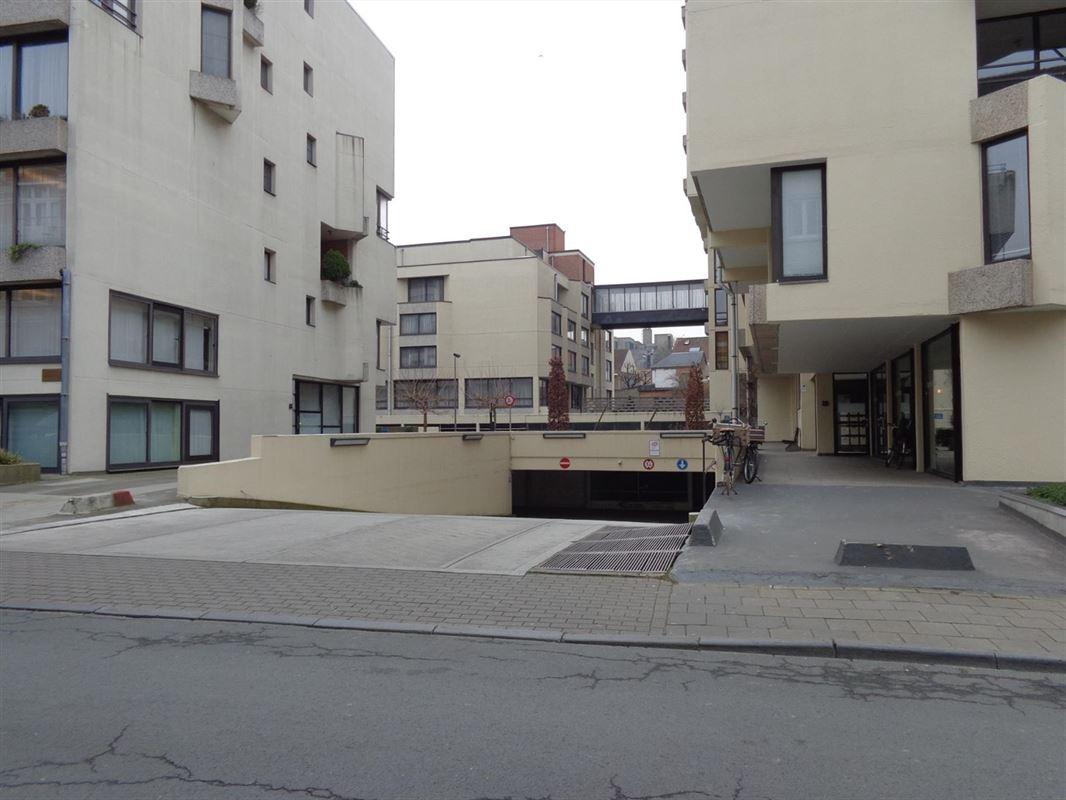 Garage box - Justus Lipsiusstraat - Leuven