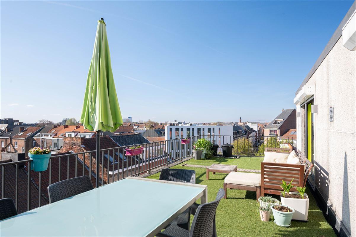 Dak appartement - Arnould Nobelstraat - Leuven