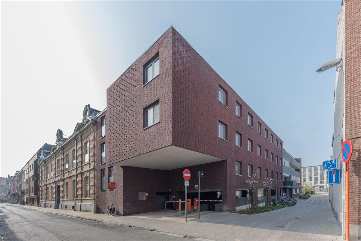 Garage box - Dagobertstraat - Leuven