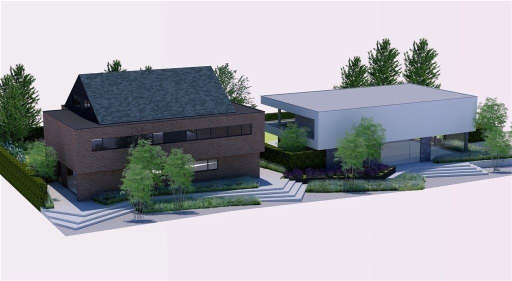 Nieuwbouw : 3 luxueuze nieuwbouwwoningen vlakbij het Afrikamuseum te TERVUREN (3080) - Prijs