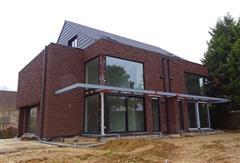 Foto 16 : Nieuwbouw 3 luxueuze nieuwbouwwoningen vlakbij het Afrikamuseum te TERVUREN (3080) - Prijs