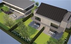 Foto 2 : Nieuwbouw 3 luxueuze nieuwbouwwoningen vlakbij het Afrikamuseum te TERVUREN (3080) - Prijs