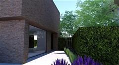 Foto 5 : Nieuwbouw 3 luxueuze nieuwbouwwoningen vlakbij het Afrikamuseum te TERVUREN (3080) - Prijs