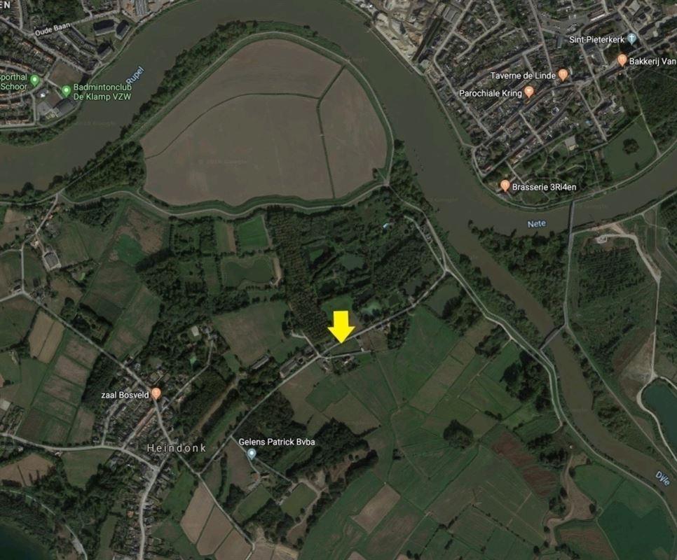 Foto 8 : Landbouwgrond te 2830 HEINDONK (België) - Prijs In optie
