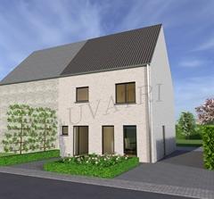 Foto 10 : Nieuwbouw Bouwgronden voor 4 halfopen en 1 open bebouwing vlakbij het centrum van Mechelen te MECHELEN (2800) - Prijs