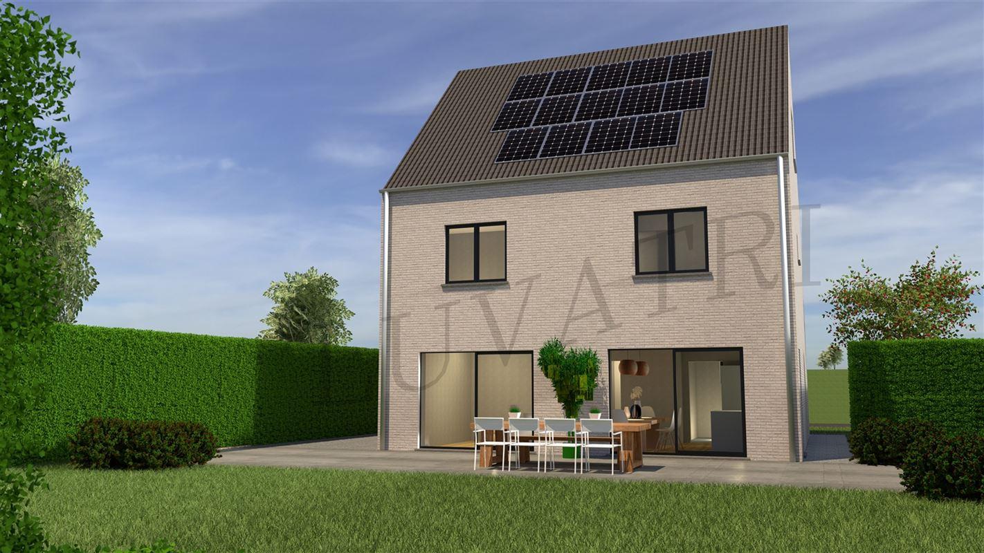 Nieuwbouw : Bouwgronden voor 4 halfopen en 1 open bebouwing vlakbij het centrum van Mechelen te MECHELEN (2800) - Prijs