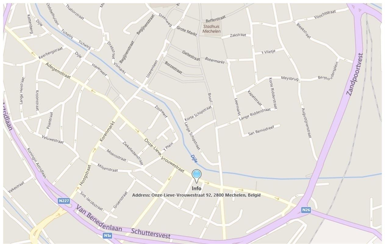 Foto 2 : Parkeerplaats te 2800 MECHELEN (België) - Prijs € 85
