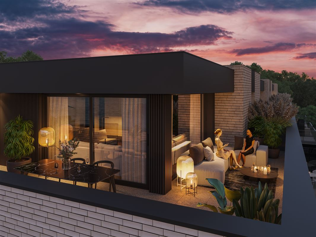 Foto 9 : Appartement te 2590 BERLAAR (België) - Prijs € 275.000