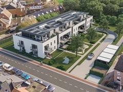 Foto 8 : Nieuwbouw Domein Berengoed Berlaar te BERLAAR (2590) - Prijs Van € 255.000 tot € 365.000