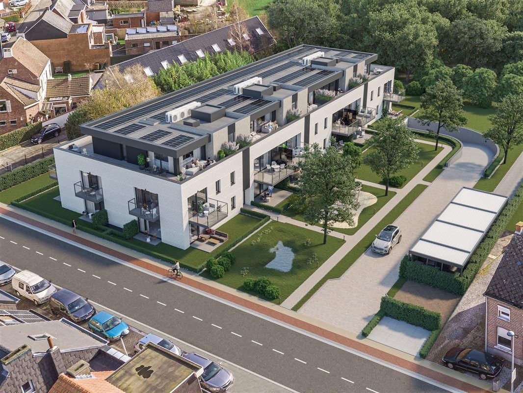 Foto 9 : Appartement te 2590 BERLAAR (België) - Prijs In optie