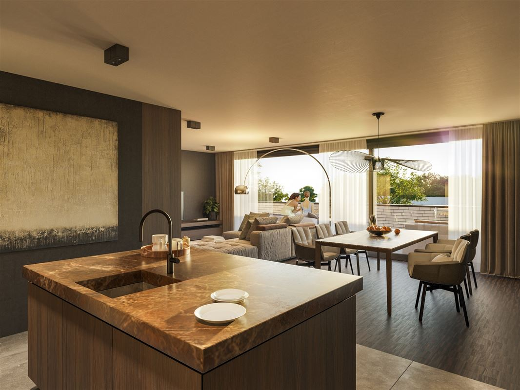 Foto 7 : Appartement te 2590 BERLAAR (België) - Prijs € 265.000