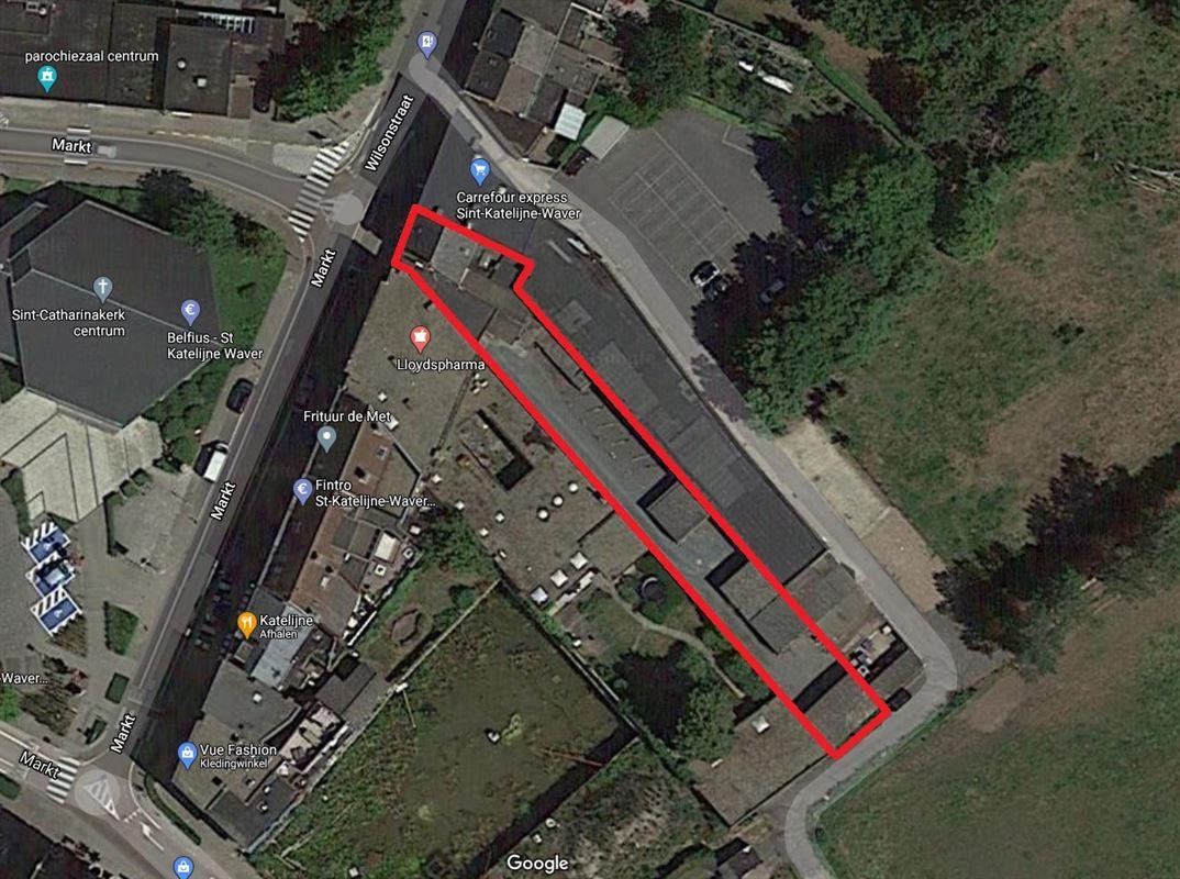 Foto 7 : Appartementsgebouw te 2860 SINT-KATELIJNE-WAVER (België) - Prijs In optie