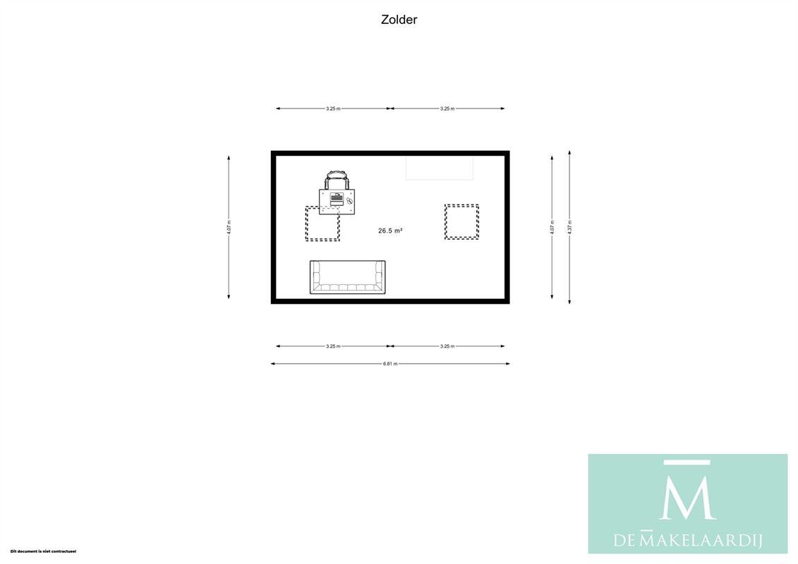 Foto 17 : Huis te 2570 DUFFEL (België) - Prijs In optie