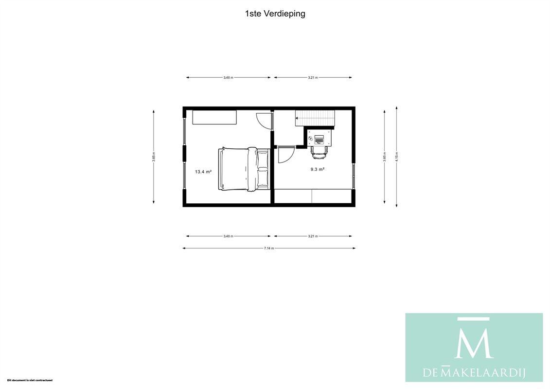Foto 15 : Huis te 2570 DUFFEL (België) - Prijs In optie