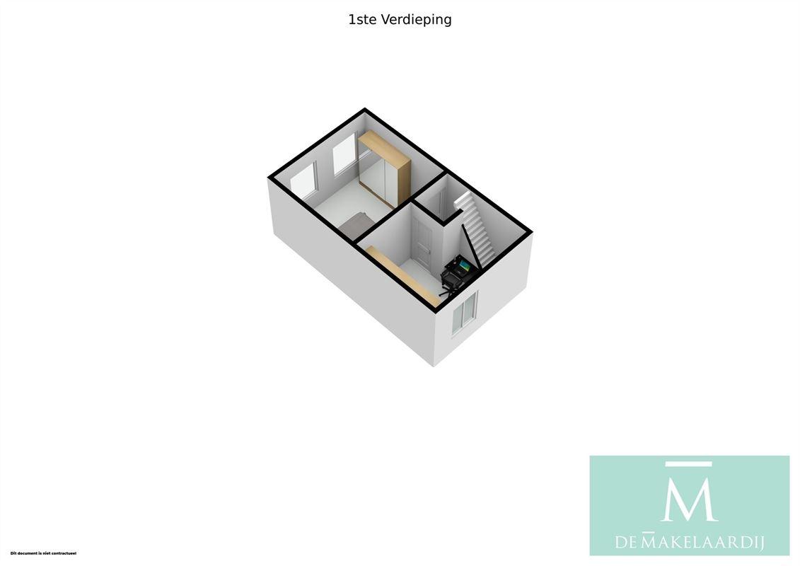 Foto 16 : Huis te 2570 DUFFEL (België) - Prijs In optie