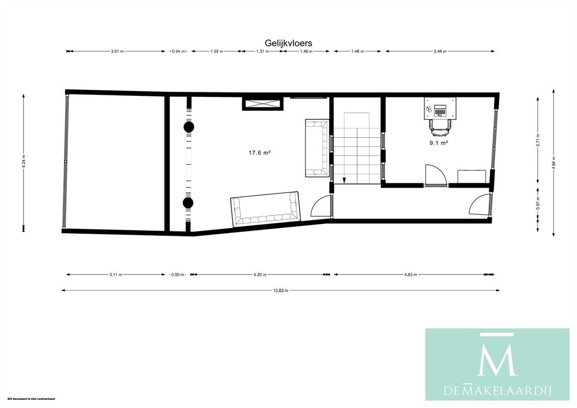Foto 23 : Huis te 2830 WILLEBROEK (België) - Prijs In optie