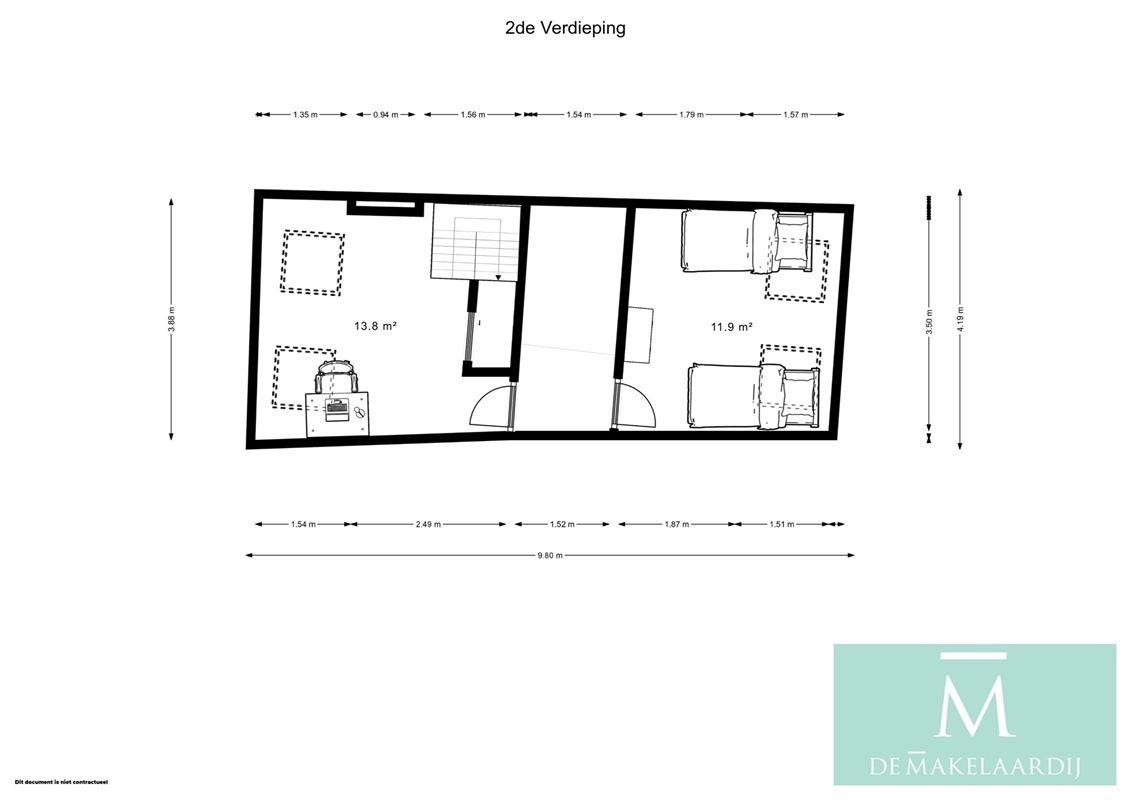 Foto 25 : Huis te 2830 WILLEBROEK (België) - Prijs In optie