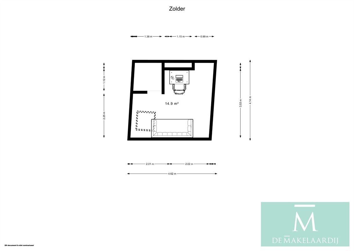 Foto 26 : Huis te 2830 WILLEBROEK (België) - Prijs In optie