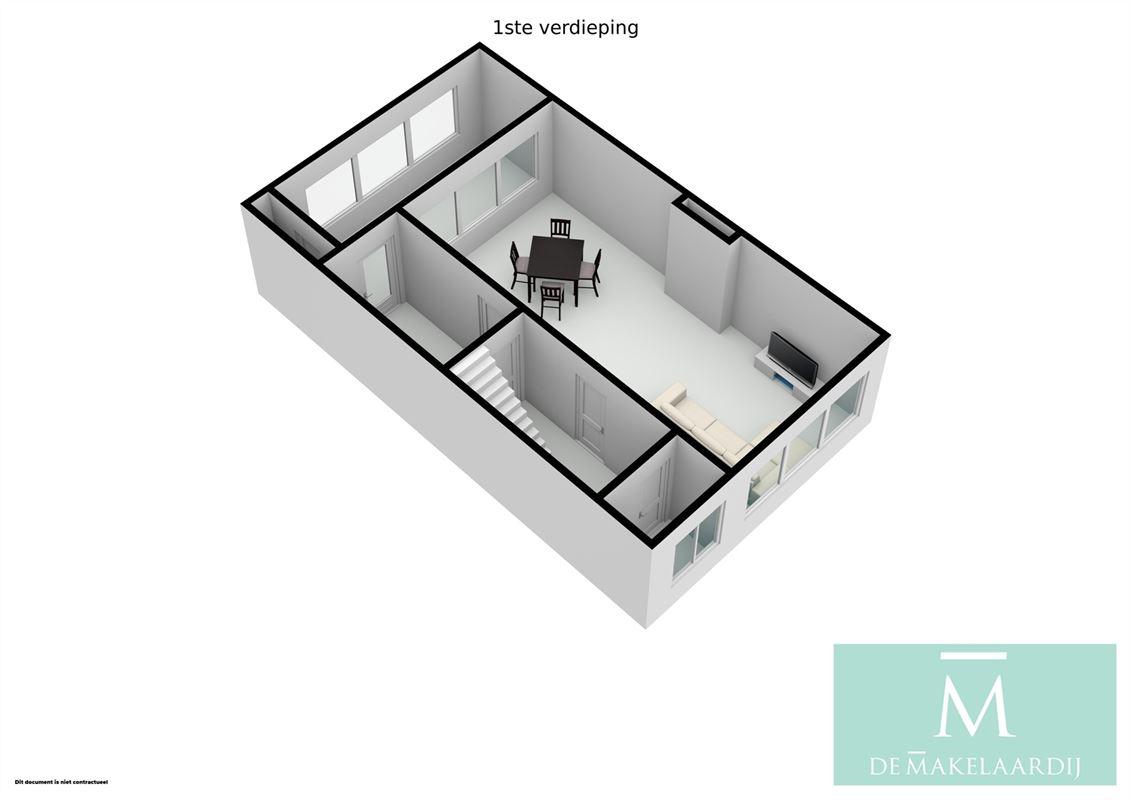 Foto 24 : Huis te 2800 MECHELEN (België) - Prijs € 350.000