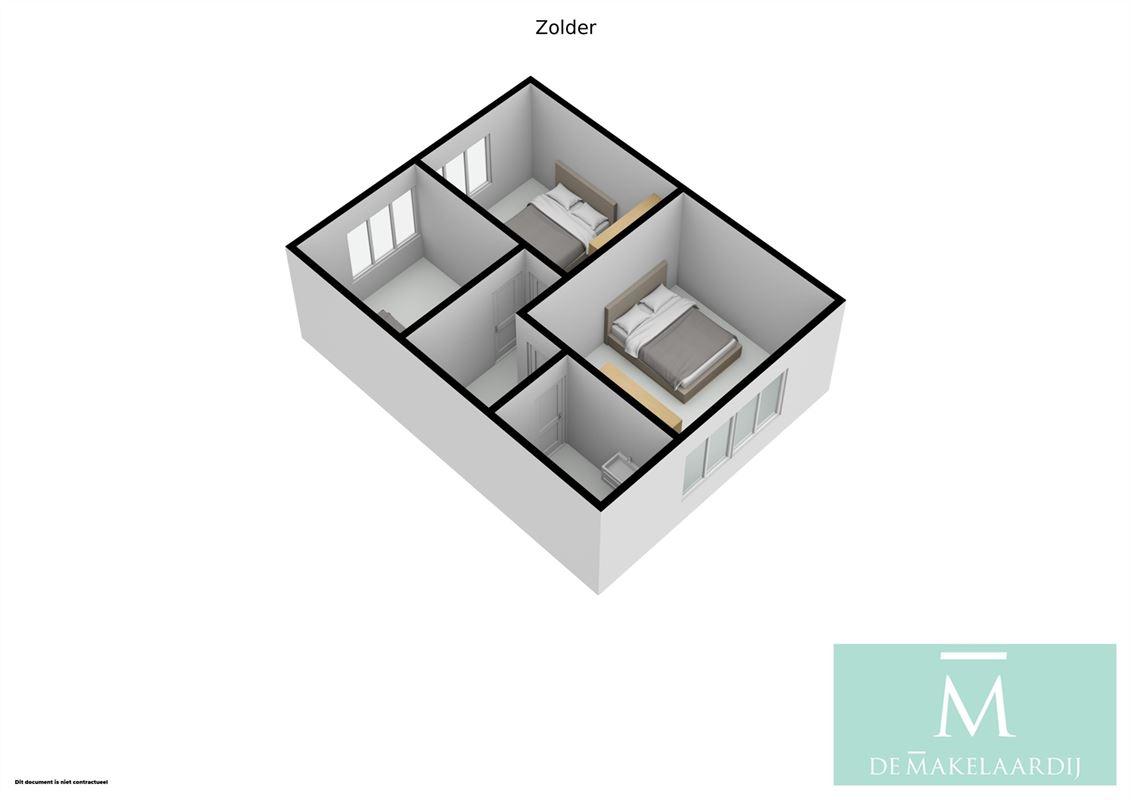 Foto 26 : Huis te 2800 MECHELEN (België) - Prijs € 350.000
