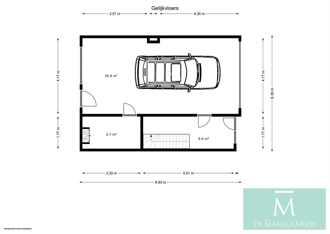 Foto 21 : Huis te 2800 MECHELEN (België) - Prijs € 350.000