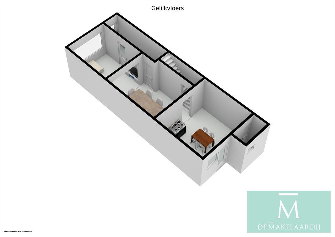 Foto 22 : Huis te 2800 MECHELEN (België) - Prijs In optie