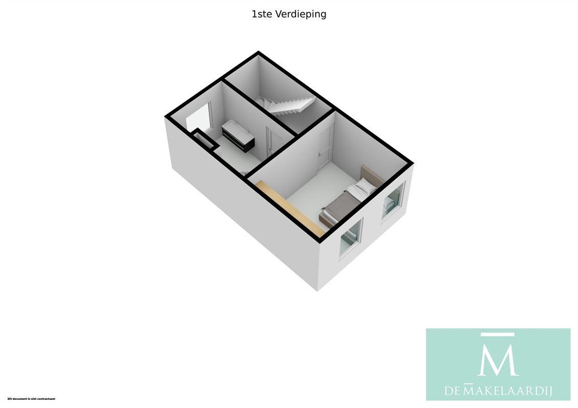 Foto 18 : Huis te 2800 MECHELEN (België) - Prijs € 265.000