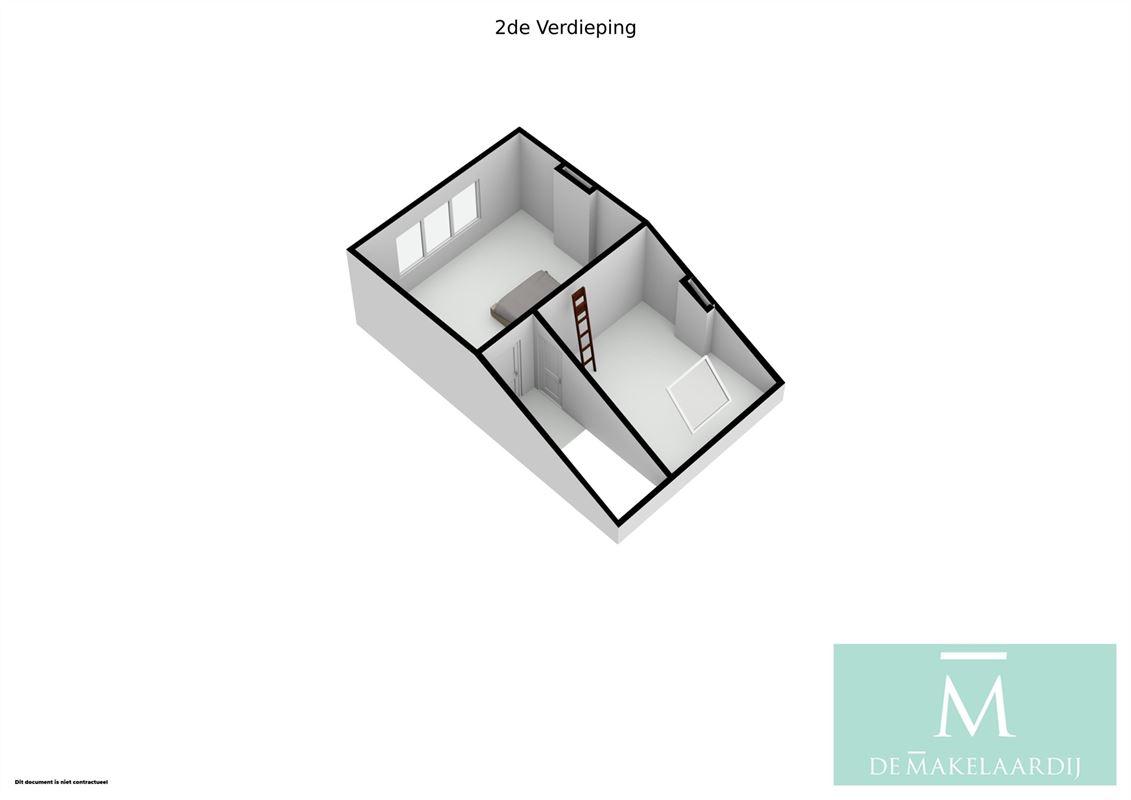 Foto 38 : Huis te 2800 MECHELEN (België) - Prijs In optie