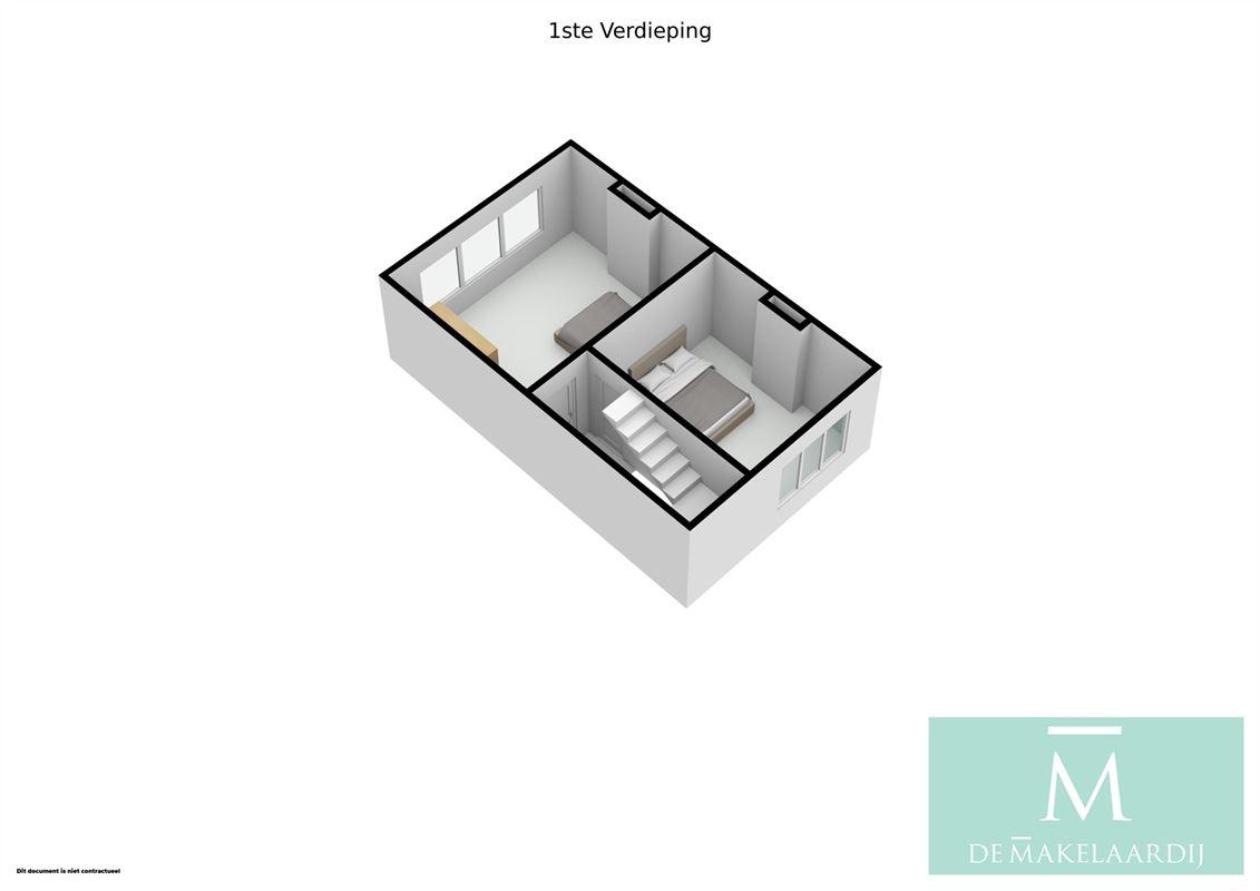 Foto 36 : Huis te 2800 MECHELEN (België) - Prijs In optie