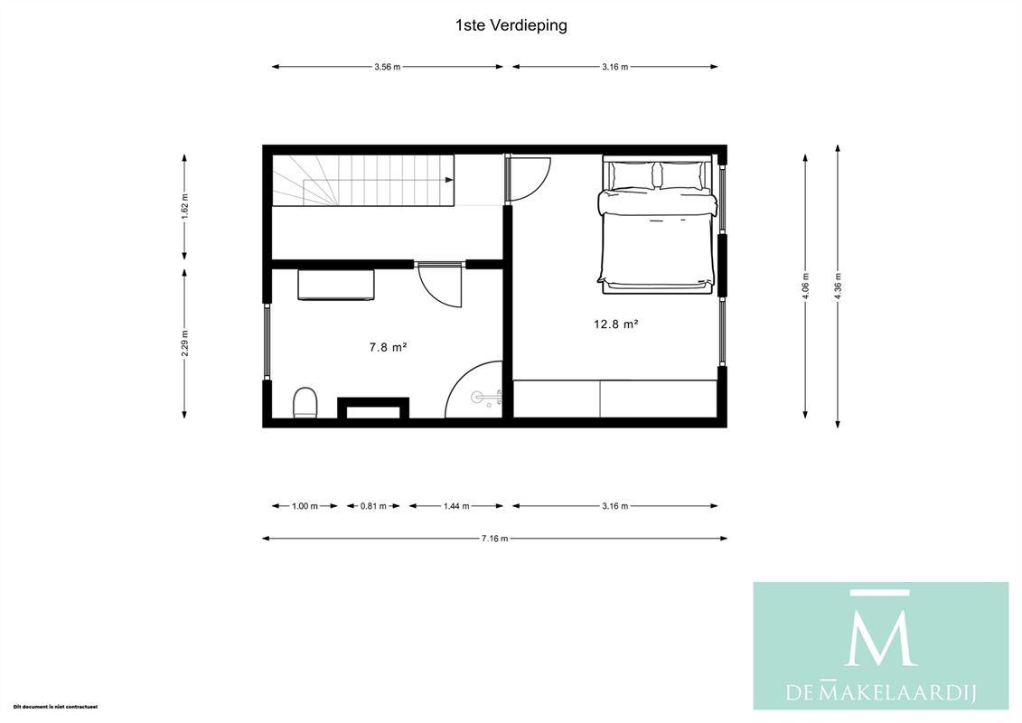 Foto 17 : Huis te 2800 MECHELEN (België) - Prijs € 265.000
