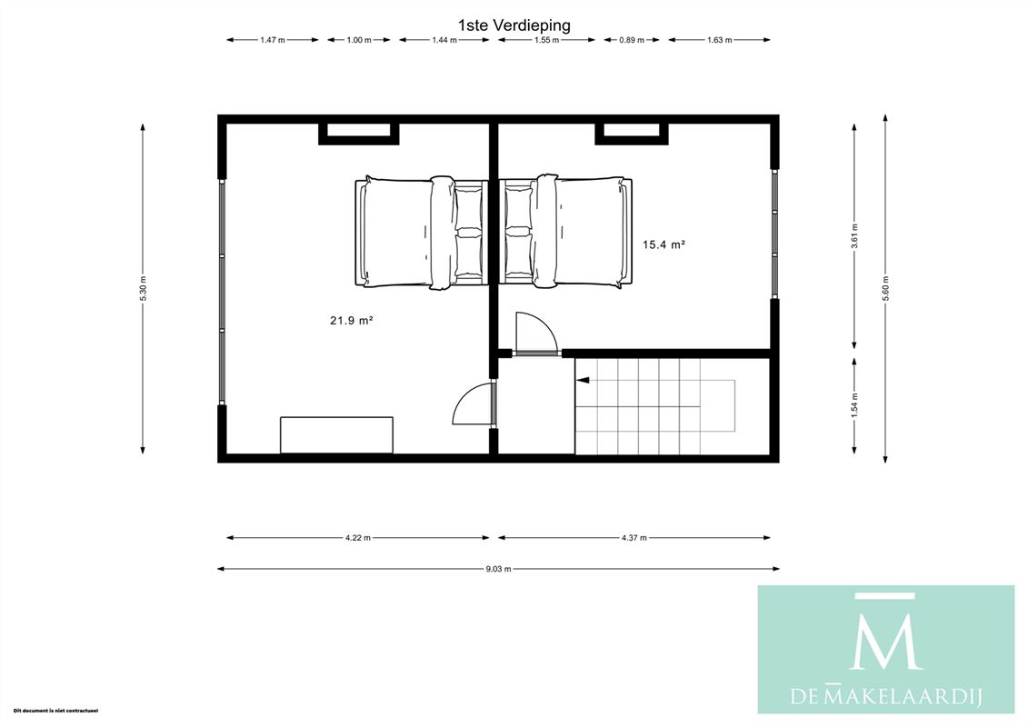 Foto 35 : Huis te 2800 MECHELEN (België) - Prijs € 420.000