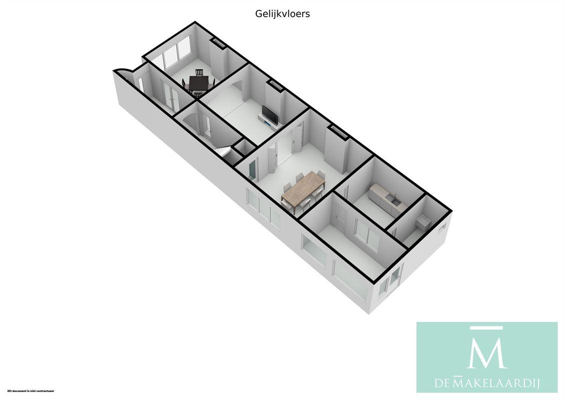 Foto 34 : Huis te 2800 MECHELEN (België) - Prijs € 420.000