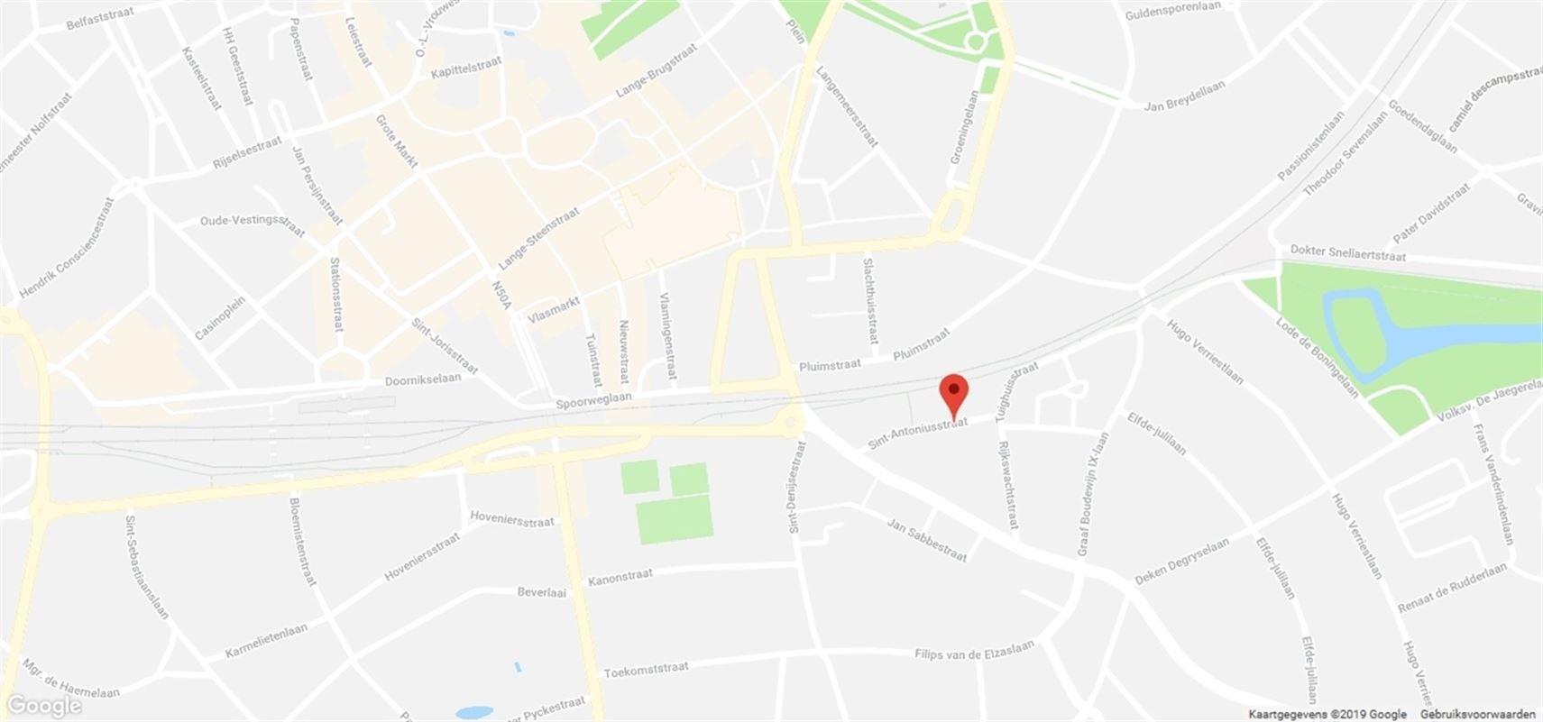Foto 7 : Appartementsgebouw te 8500 KORTRIJK (België) - Prijs € 515.000