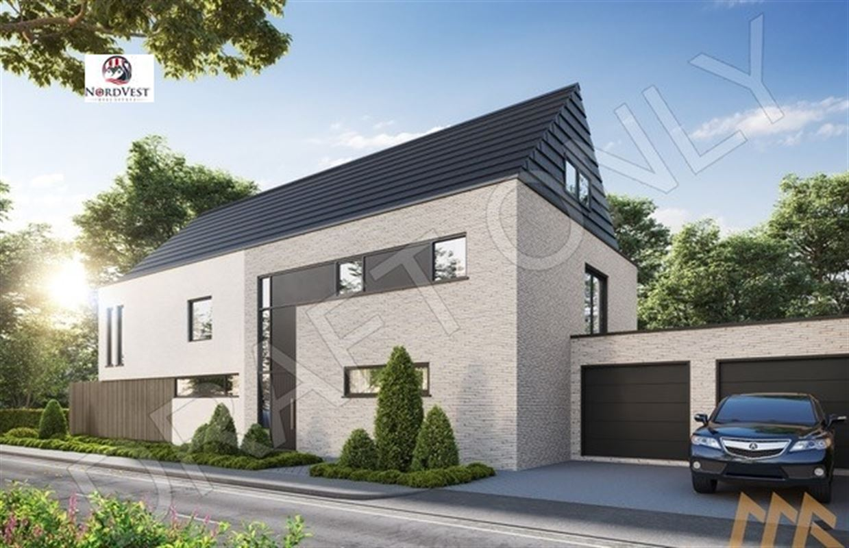 Foto 1 : Huis te 8460 OUDENBURG (België) - Prijs € 298.200