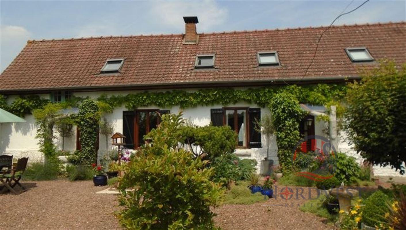 Foto 1 : vakantiehuis te 62390 BEAUVOIR-WAVANS (Frankrijk) - Prijs € 242.000
