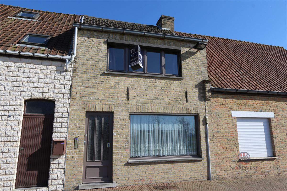 Foto 1 : Huis te 8433 SCHORE (België) - Prijs € 160.000