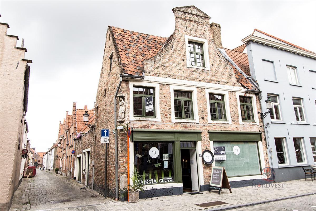 Foto 1 : Huis te 8000 BRUGGE (België) - Prijs € 575.000