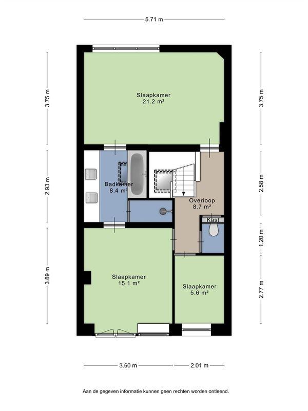 Foto 33 : charmant huis te 2610 WILRIJK (België) - Prijs € 685.000