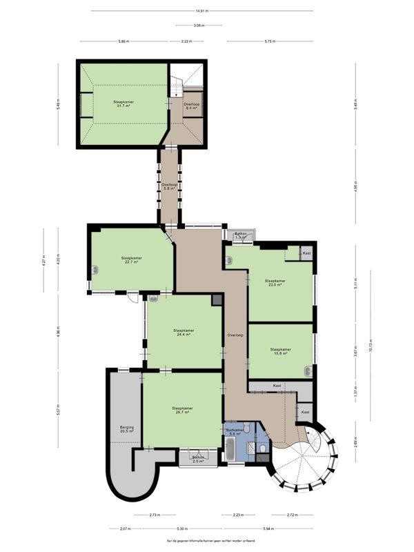 Foto 29 : Villa te 2900 SCHOTEN (België) - Prijs € 795.000