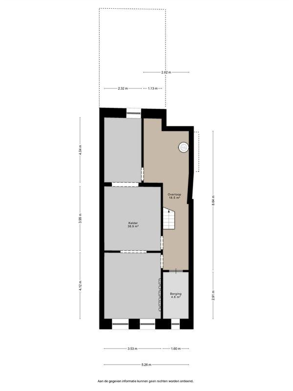 Foto 25 : charmant huis te 2170 MERKSEM (België) - Prijs € 325.000