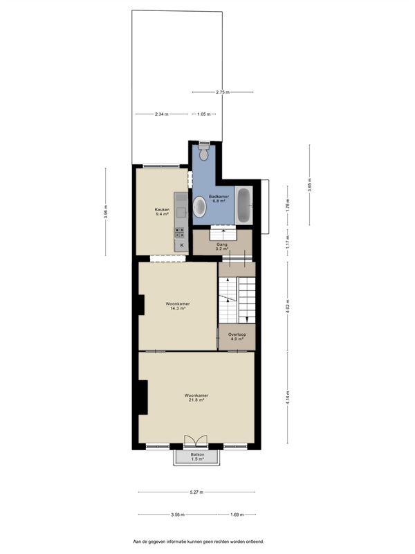 Foto 22 : charmant huis te 2170 MERKSEM (België) - Prijs € 325.000