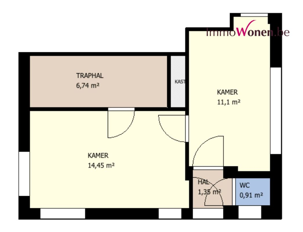 Image 8 : Offices in 3001 HEVERLEE (Belgium) - Price 895 €