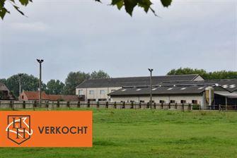 Hippisch complex in Oosterzele