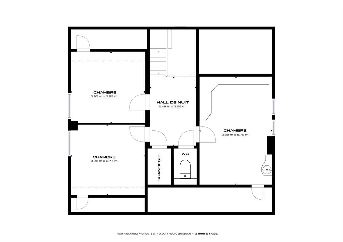 Image 27 : Maison à 4910 JUSLENVILLE (Belgique) - Prix 270.000 €