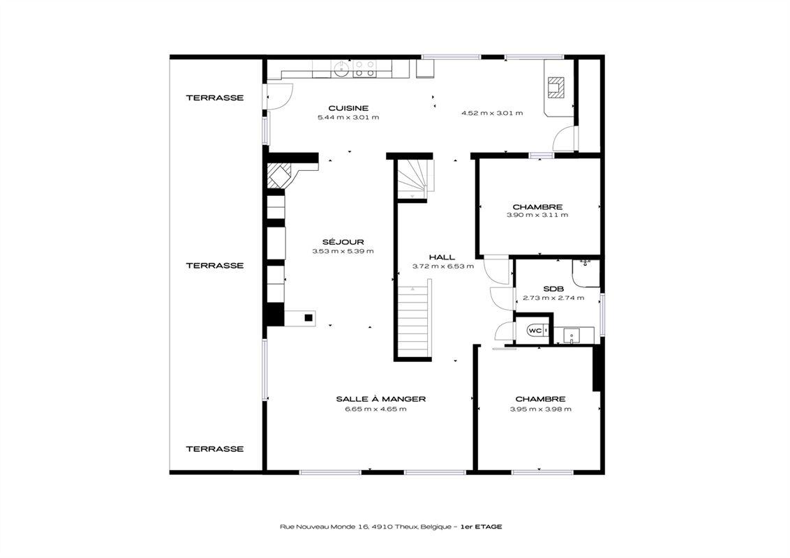 Image 26 : Maison à 4910 JUSLENVILLE (Belgique) - Prix 270.000 €
