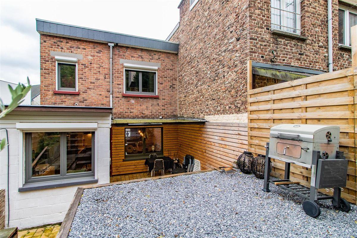 Jolie maison avec terrain à bâtir située à Herstal