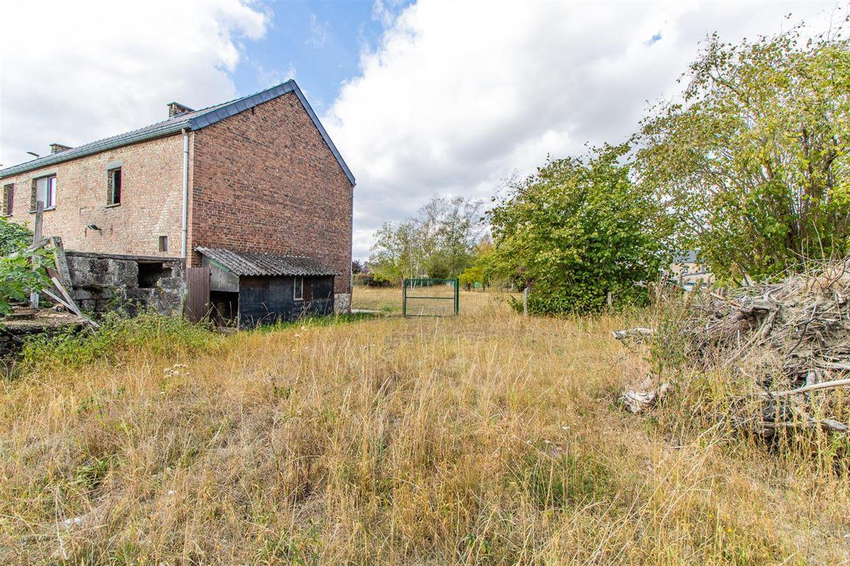 Terrain à bâtir situé à Villers-le-Bouillet