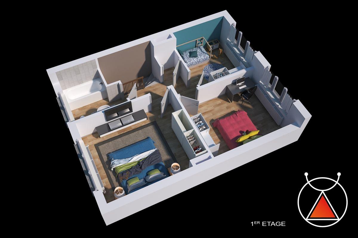Charmante maison unifamiliale située sur les hauteurs d'Oupeye